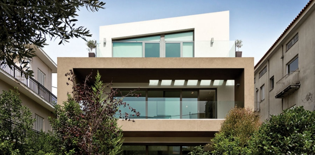 Urban house in Chalandri, Athens